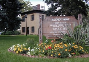 Nathan Meeker's 200th Birthday @ Meeker Home Museum | Greeley | Colorado | United States