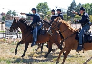 Civil War Weekend @ Centennial Village Museum