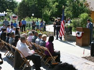 Naturalization Ceremony @ Centennial Village Museum
