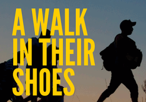 A Walk in Their Shoes: A Simulated Refugee Experience @ Centennial Village Museum