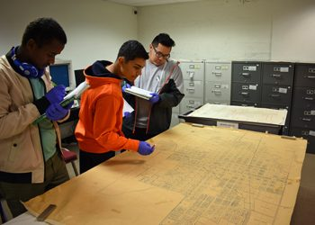 Detective Work at the Museum: Researching the Past Using Historical Sources